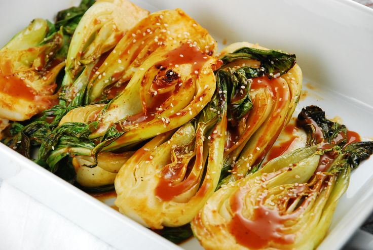 Check out this delicious Spicy Bok Choy Recipe at LaaLoosh.com. Just 1 Points + makes this a perfect Weight Watchers Side Dish Recipe.