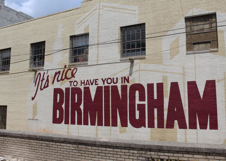 43 best alabama places people and things of interest for Alabama wall mural