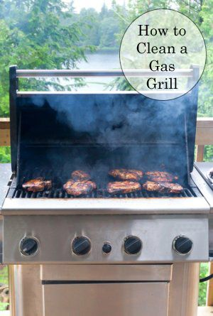It's nearly time to put away your gas grill for the season. Follow these tips to clean your gas BBQ grill so it will be ready for next grilling season.