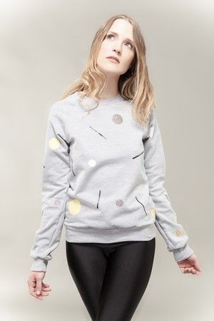 KANNDINGSKY Unisex Sweatshirt Pastel Colours  79 EUR