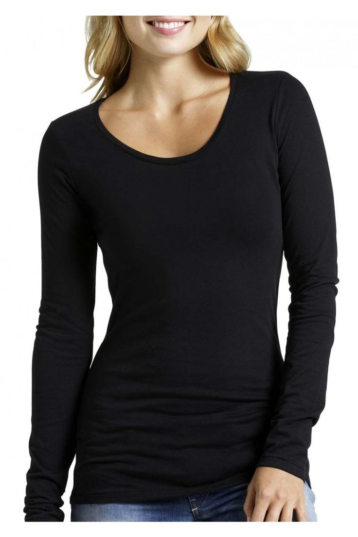Bonds Long Sleeve Tee | Womens Clothing Tees $19.95