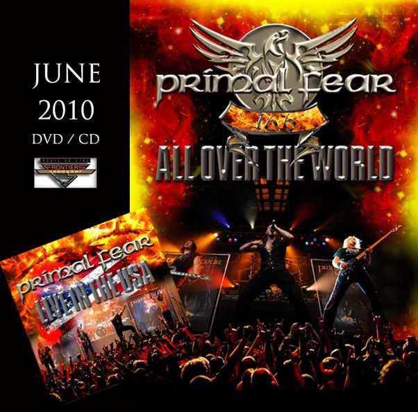 primal fear band | Primal Fear Live DVD / CD