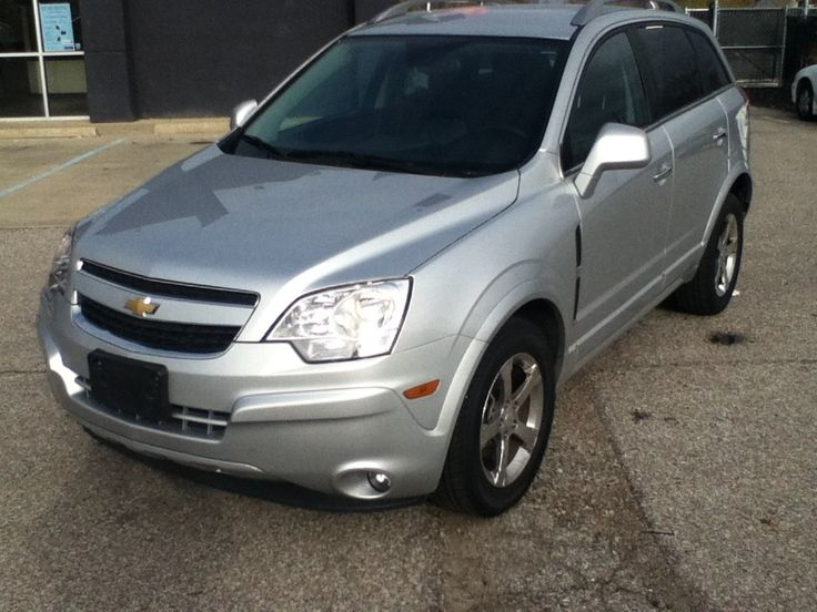 Used 2013 Chevrolet Captiva Sport For Sale | Indianapolis, IN | Call 317.222.5157