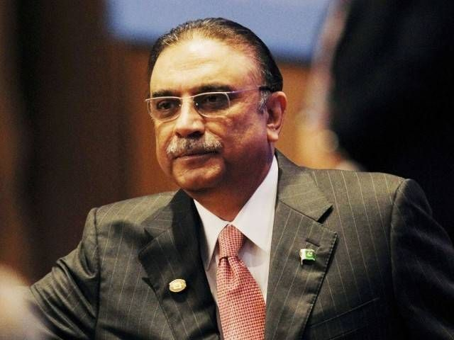 Terrorist outfits aim to destabilise Pakistan says Asif Ali Zardari - The Express Tribune