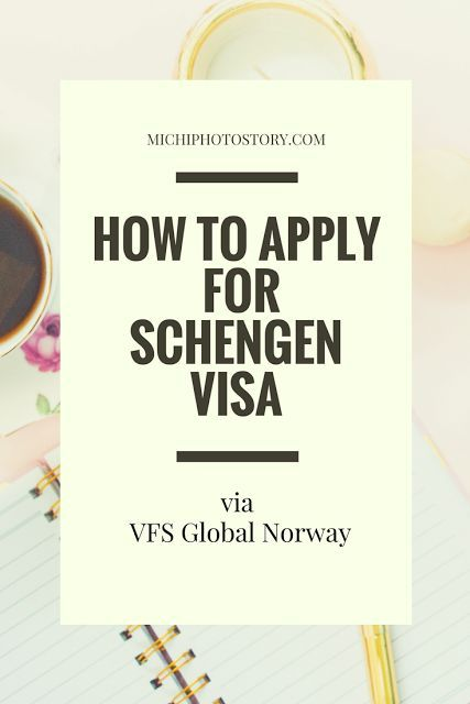 For Philippines Passport Holder: How to Apply for Schengen Visa via VFS Global Norway