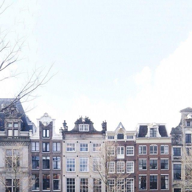 Pretty Amsterdam in January #vsco #vscocam