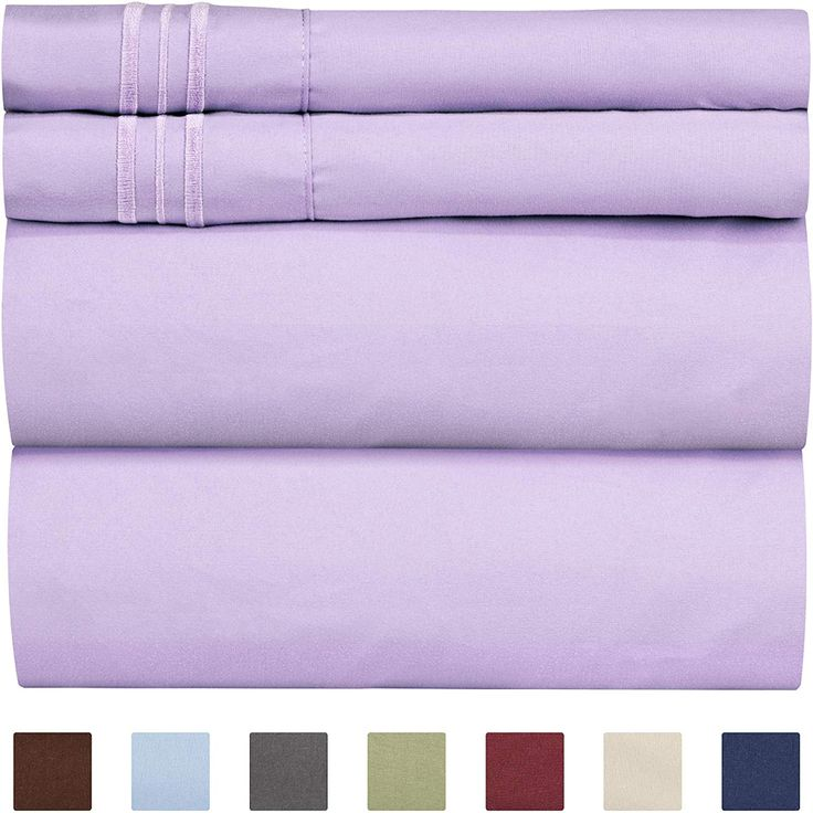 Amazon Com King Size Sheet Set 4 Piece Set Hotel Luxury Bed
