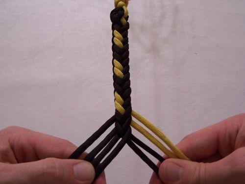8 strand round braid instructions