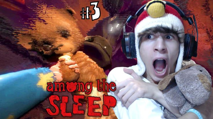 TEDDY... NOOOOOOOO!! ç__ç - Among The Sleep [FINALE] - #3