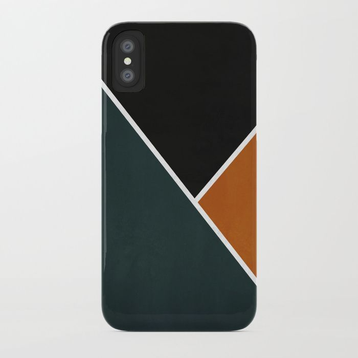 #iphone #case #manly #design #man #classic #style #striped #stripes #texture #colors #black #noir #green #forest #moss #orange