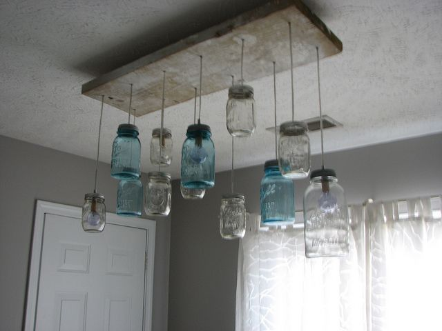 lights made of mason jars | Recent Photos The Commons Getty Collection Galleries World Map App ...