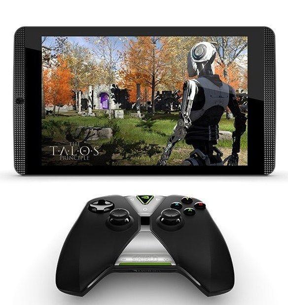 Gift idea: NVIDIA SHIELD Tablet K1 (Newest Version)