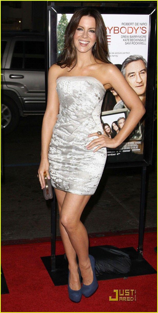 Kate Beckinsale Premieres Everybody's Fine