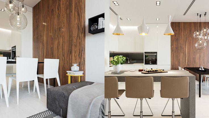 Residential - Minima by Vadim Isikov http://mindsparklemag.com/design/residential-minima/