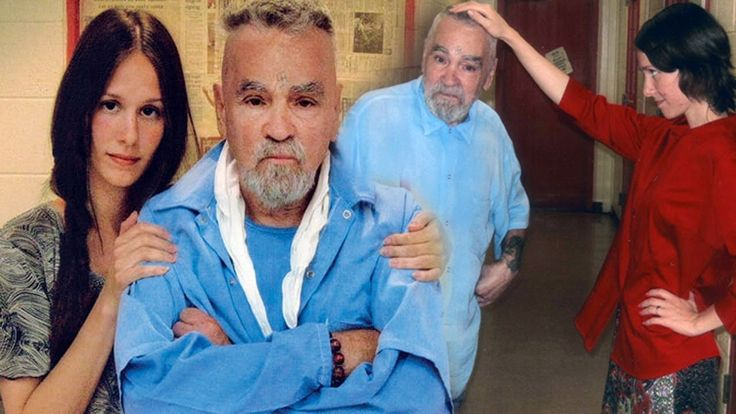 Charles Manson Family Photos With Mother,Son and Wife Mary Brunner 2017