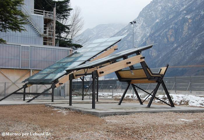 Trento – MUSE – Museo Della Scienza e nuovo quartiere Michelin – Renzo Piano — Urbanfile Italia