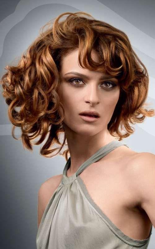 Теплые волны. Окрашивание, стрижка для вьющихся волос и рекомендации по…