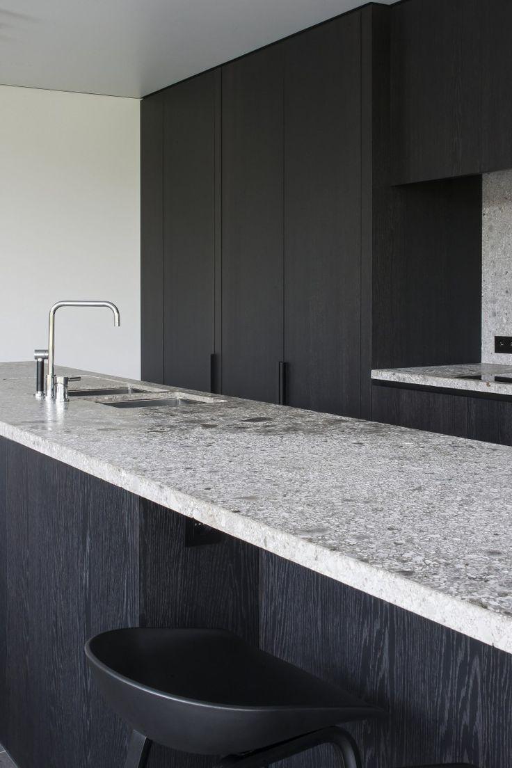 Kitchen - IJ Pavilion by Element Architecten