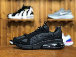 new product ef935 7f47e Nike Air Max 270 Futura Men s Running Shoes Black
