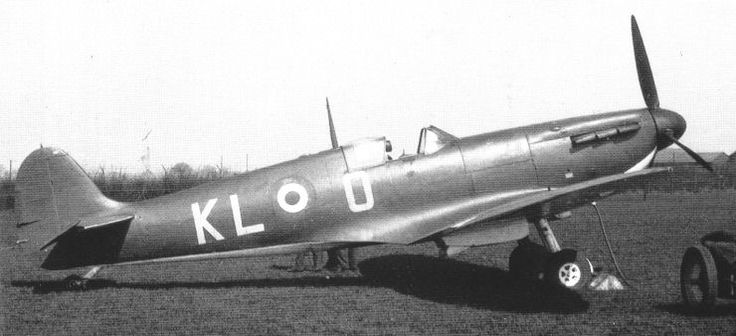"On strength with No 54 Squadron RAF since 12 June 1940, Spitfire Mk I KL-O was flown by acting F/L Basil H ""Wonky"" Way from RAF Hornchurch on 25 July, when crashing into the Channel at 15.00hrs after being credited with an Me 109 destroyed 10m east of Dover. The 22-year-old pilot had achieved a personal score of 2 and 2 shared destroyed and 4 and 1 shared probably destroyed. His body was later washed up on a Belgian beach."