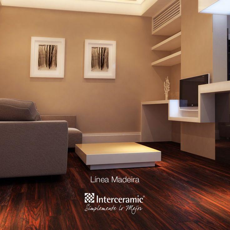 La calidez de la madera que siempre has querido sin da ar for Combinaciones de pisos para casas