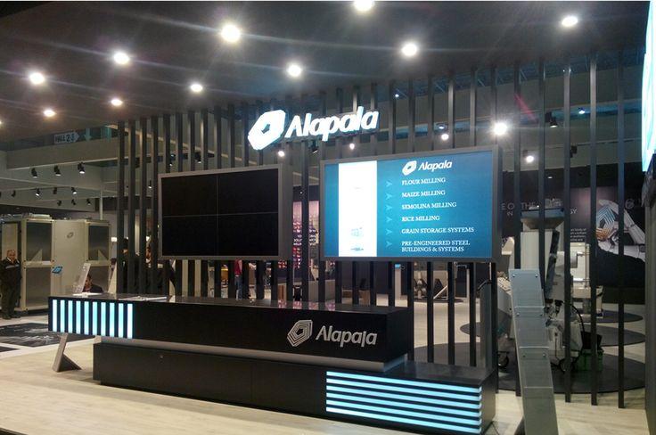 Alapala - Stand Tasarım