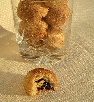 Házias konyha: Szilvás gombóc keksz