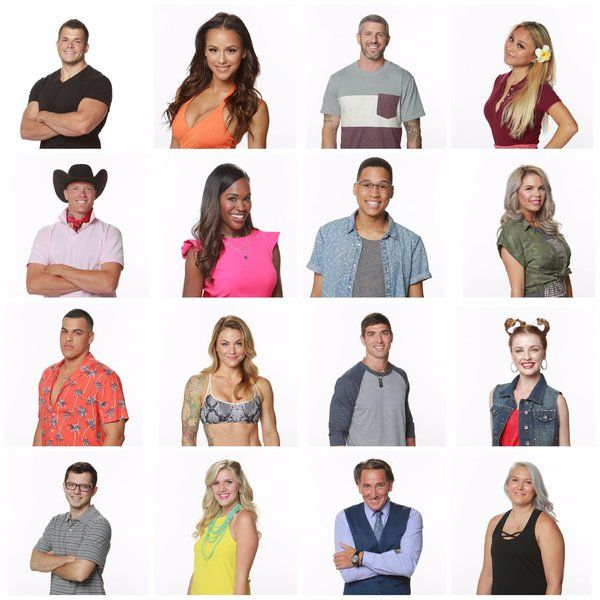 Big Brother 19 Cast - Big Brother HOH