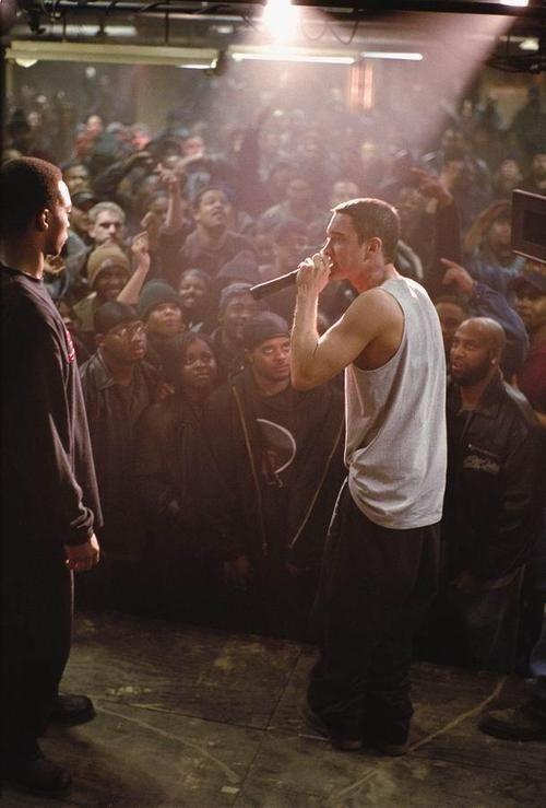 Eminem 8 Mile Rap Battle