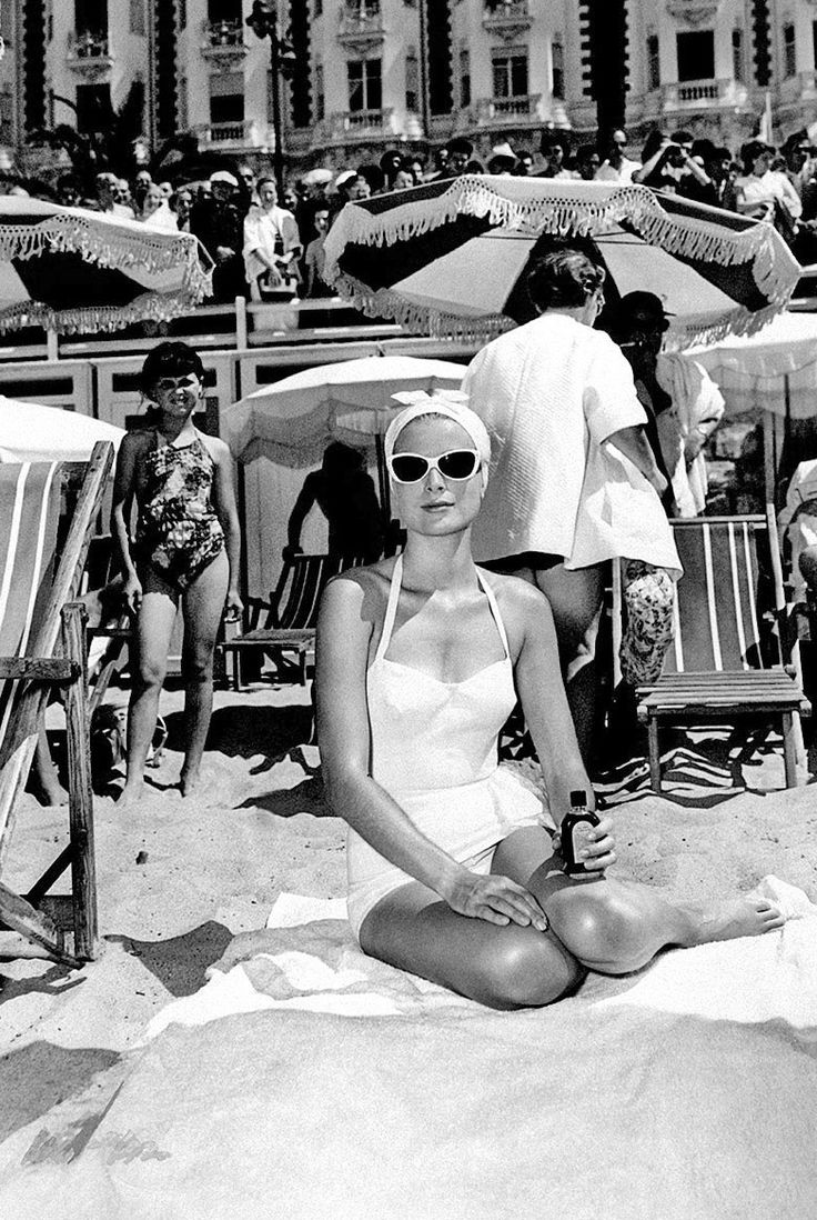 Grace Kelly / To Catch A Thief.