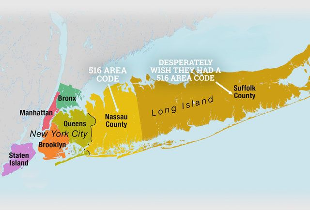 25 things you don't understand about Long Island (unless you're from there)