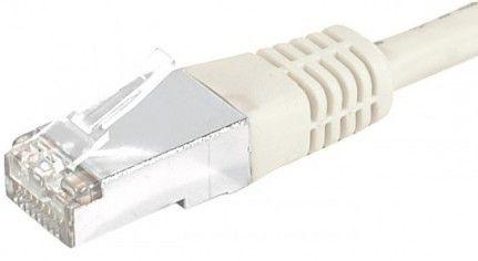 cable rj45 sftp 40m gris cat 6