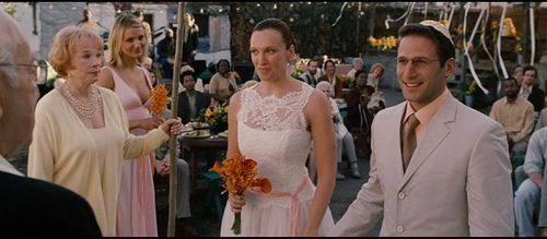 Toni collette s wedding dress from in her shoes i love it more
