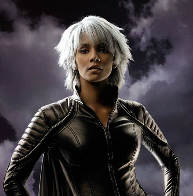 Storm - Halle Berry - X Men, The Last Stand