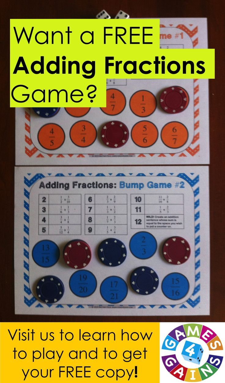 Fruit bump game free download -  Bump Up The Fun With Fractions