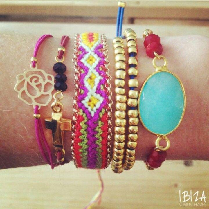 ☮ Bohemian Style ☮ Ibiza style ♡