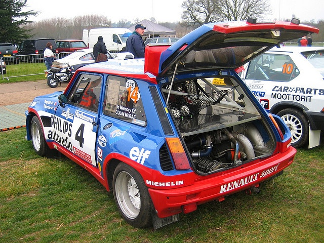 RENAULT 5 Turbo!