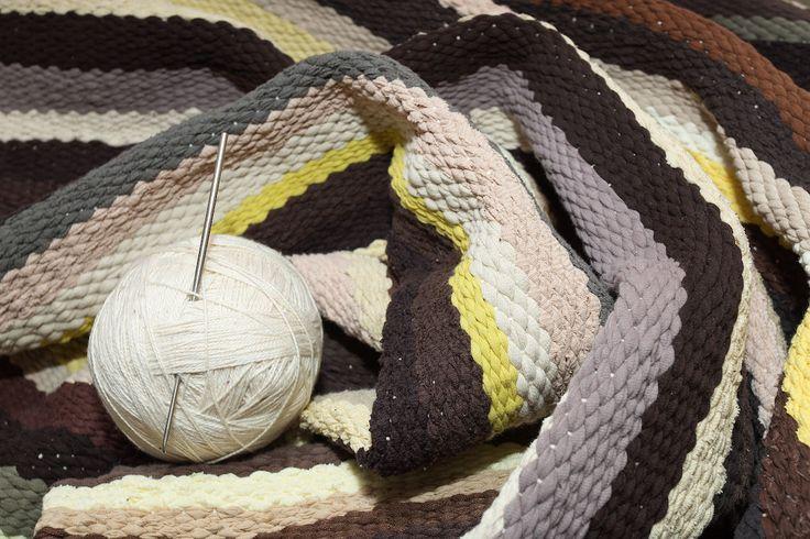 #weaving  #interior #carpet #strip  #hand #weaving #handmade #likeweave #home