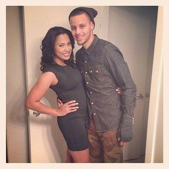 Stephen and Ayesha Curry - Nbafamily Wiki - Wikia