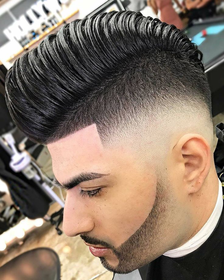 @Regrann from @wester_barber - Style ✂️✂️✂️✂️ BOOK YOU APPOINTMENT TODAY AT WWW.ELEGANCESTUDIO.COM @elegancestudio #wester_barber #melrose #Hollywood #cali #studio #nice #pompadour #style #fade #beard #elegance #fresh #model - #regrann