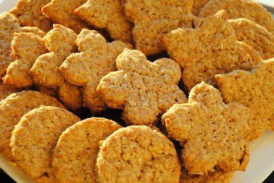ChocoLanas matblogg: Grete Roede's havrekjeks. Veldig gode. Barna likte de kjempe godt. Supert å kunne legge med to i matpakken