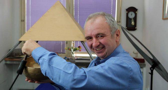 Miroslav Musil - léčitel, biotronik