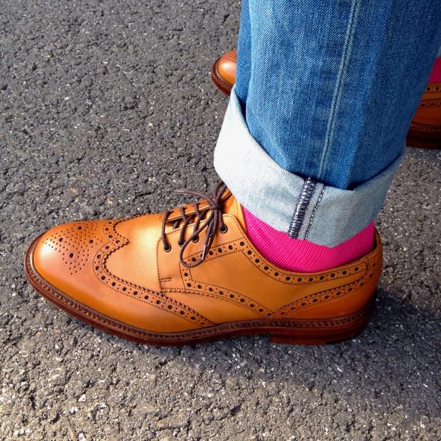 Jeans Levi's 506, Shoes Stumper & Fielding