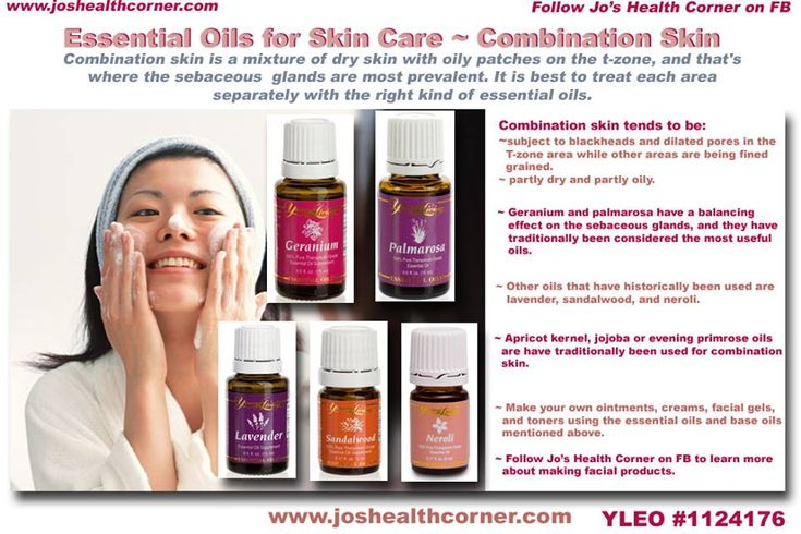Young living essential oils skin care eo pinterest living - The best oils for the skin ...