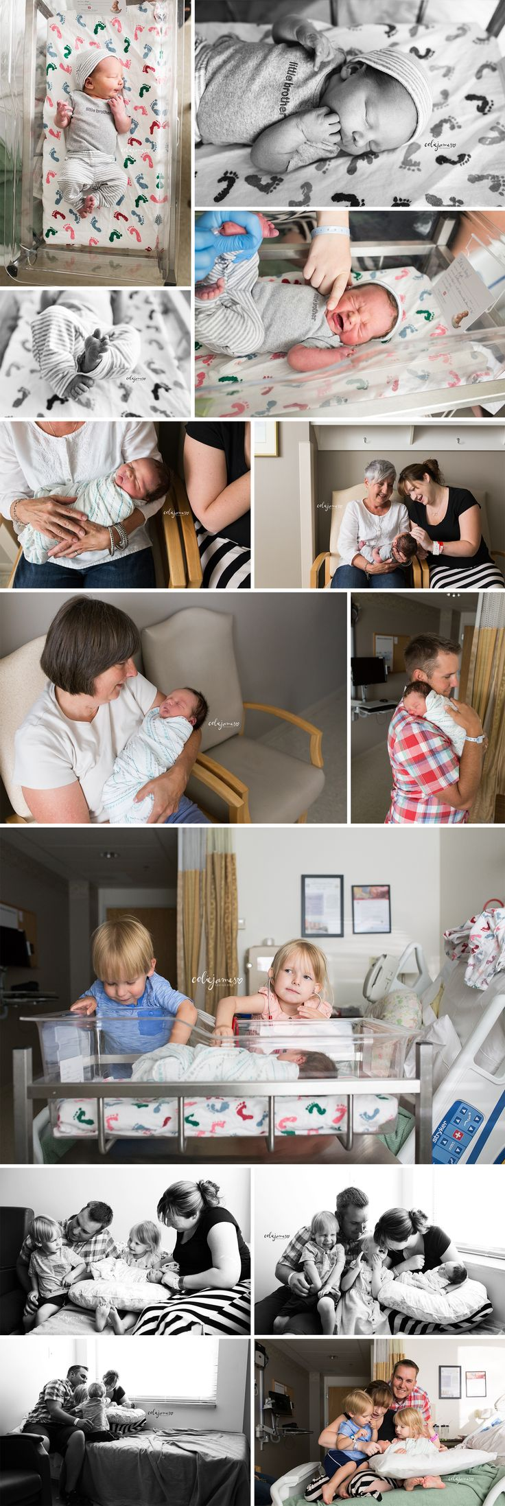 Fresh 48 Session, Fort Collins Hospital Newborn Photography - Poudre Valley Hospital   Meet Henry - Boulder - Ft Collins - Denver Newborn Photography - Lifestyle Storytelling Sessions by Colie James Photography