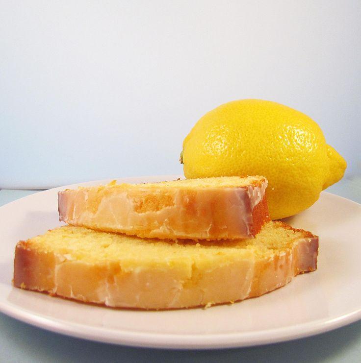 Meyer Lemon Pound Cake | cakes | Pinterest