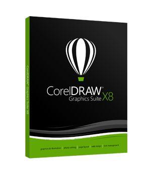 CorelDraw Graphics Suite X8 Full Version merupakan sebuah software yang dapat membantu mendesain berbagai produk dari Poster, Brosur, Banner, Kartu nama, Kaos, dan lainnya.