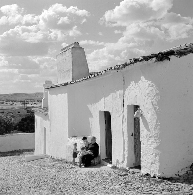 Artur Pastor. Arquitetura, Motivos do Sul. Décadas de 50 e 60.