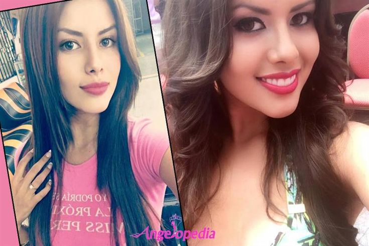 Antonella De Groot Miss Peru Universo 2016 finalist