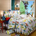 Surfboard 5-piece Twin-size Quilt Set | Overstock.com Shopping - The Best Deals on Kids' Bedding